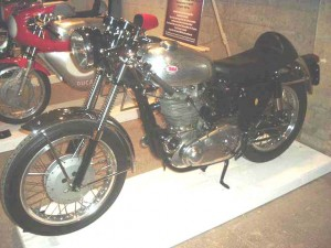 BSA DBD34 500cc Gold Star