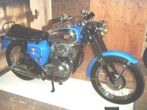 BSA A50 500 Royal Star