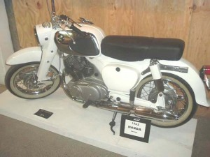 1963 Honda Dream